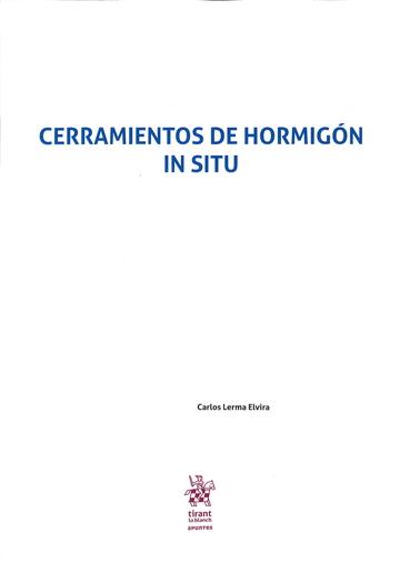 Cerramientos de Hormigón in Situ